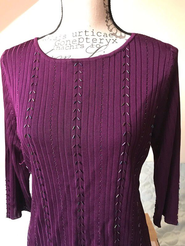 f245494913e4f My Marks& Spencer beautiful sweater by Marks & Spencer. Size XL / 16