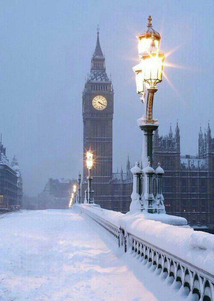 Paysages hiver fond d écran paysage fantastique