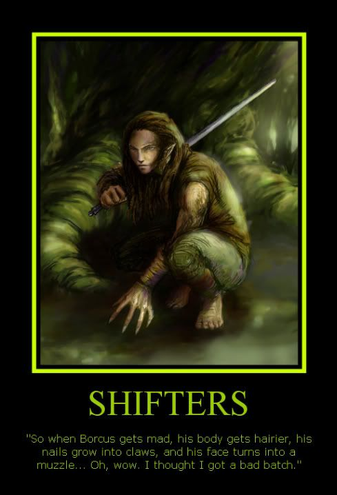 d&d shifter - Google Search | D&D shifters | Movie posters ...