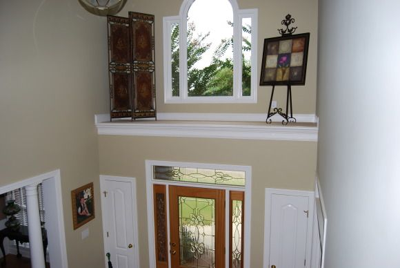 Decorating Foyer Ledge : Best foyer ledge images on pinterest entrance doors