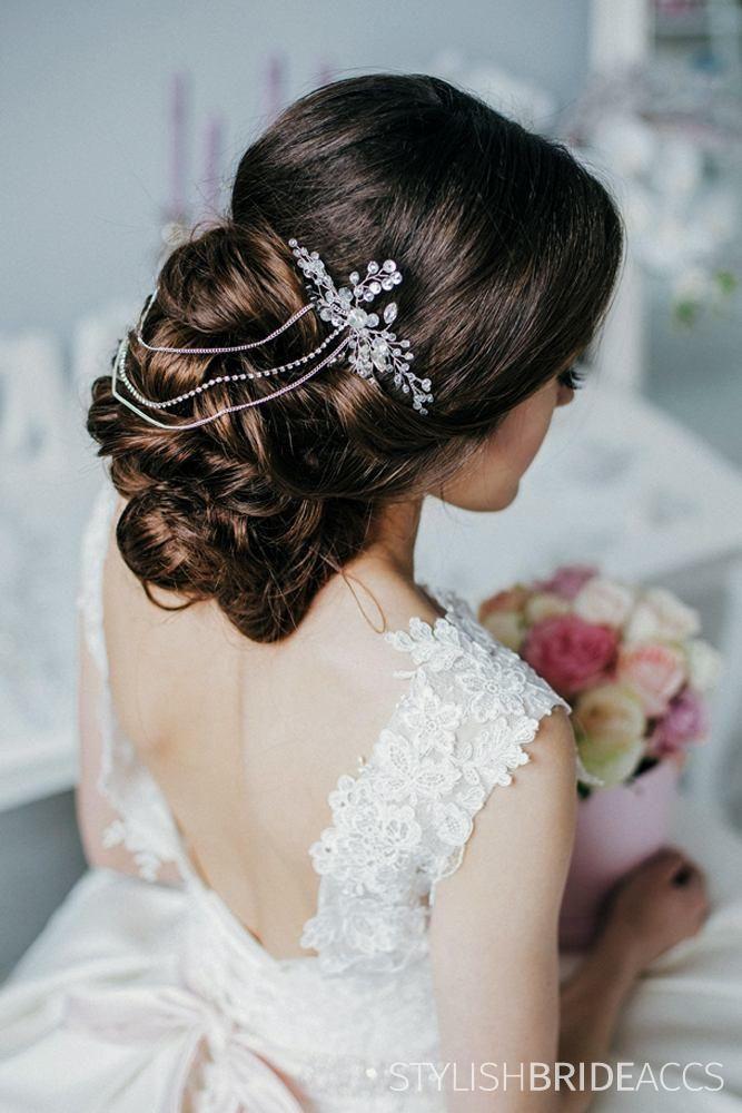 Wedding Hair Piece, Bridal Hair Comb, Crystal Hair Accessories, Crystal Hair Comb, Bridal Crystal Hairpiece, Bridal Crystal Hair Comb by StylishBrideAccs on Etsy