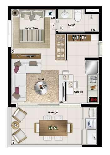 Ext Campo Belo - Campo Belo - São Paulo - Apartamentos | Abyara Brokers