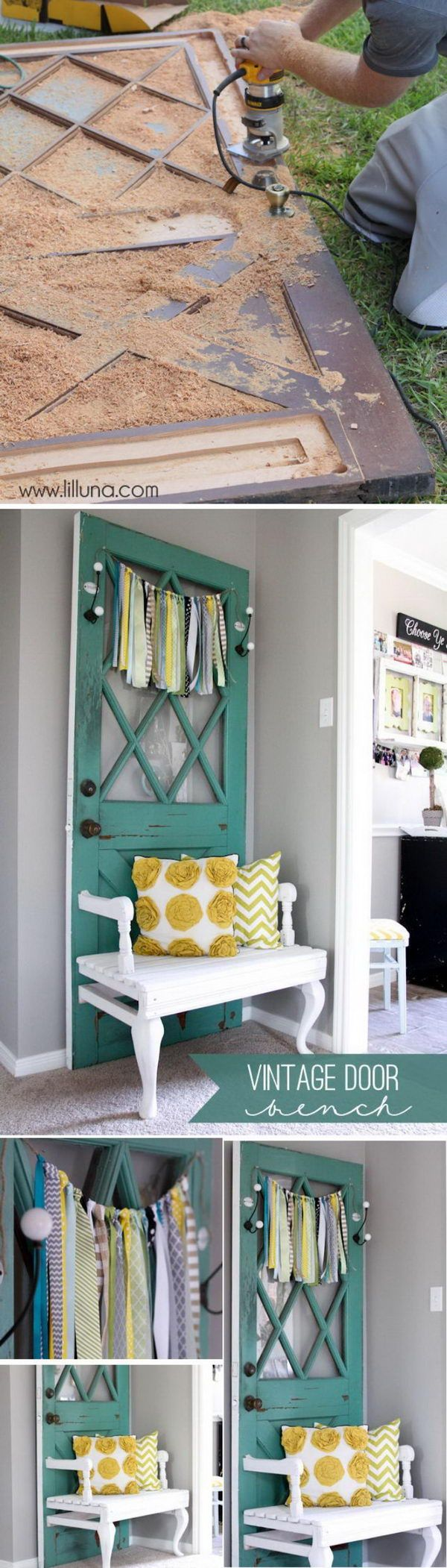 30 Fabulous Furniture Makeover DIY Projects Design