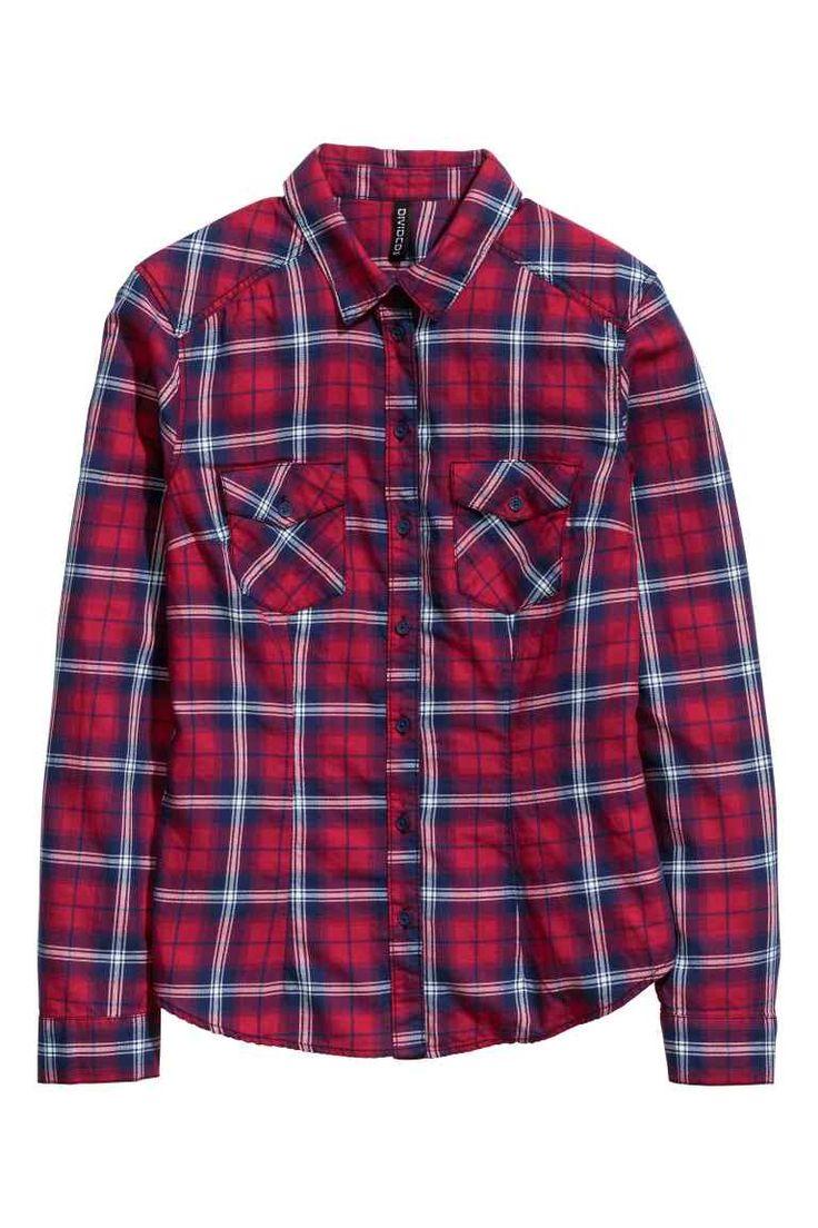 Chemise à carreaux | H&M