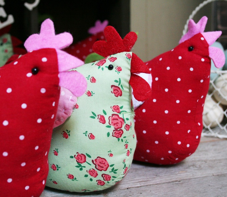 167 best chicken characters images on pinterest fabric animals chicken door stop idea negle Image collections