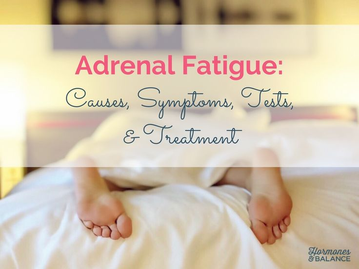 Adrenal Fatigue and Weight Game // how to recognize the signs of adrenal fatigue and how to treat it.