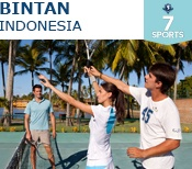 Bintan Island Club Med. Just a marvellous holiday resort for the family.