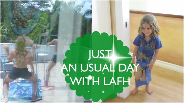 HAWAII: JUST A USUAL DAY WITH LAHF