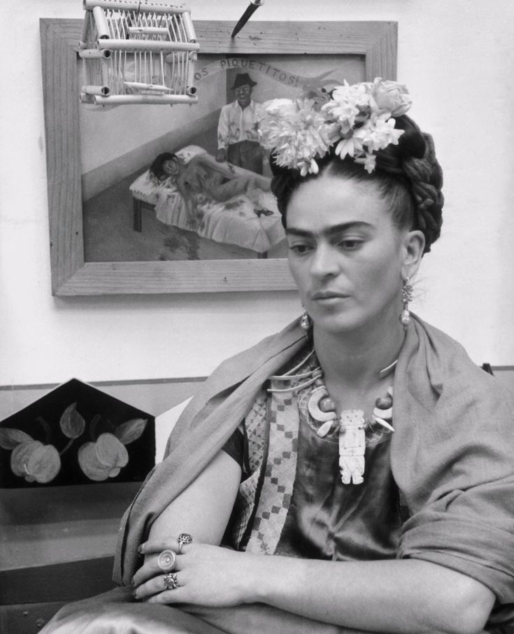 Frida Kahlo : Photo