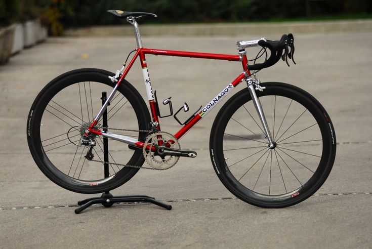 "rekord: "" Colnago Master X-light + Bora Two """