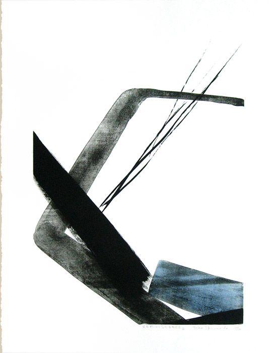 """""""Reminiscence B"""" by Shinoda, Toko (c 1995)"""
