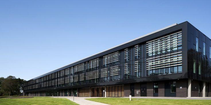RMJM - University of the West of Scotland, Ayr, Scotland (2009-2010)