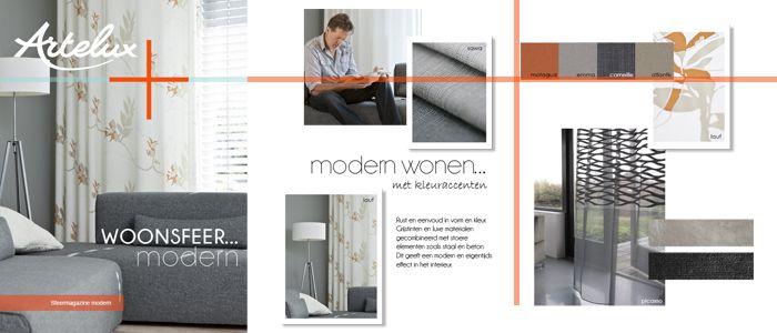 Woonsfeer Modern