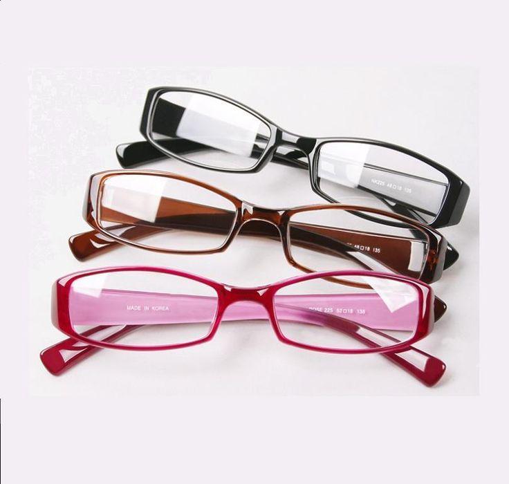Women Glasses Wellington Eyeglasses Men Glasses Reading Spectacles Clear Lens #HARUHOLIC