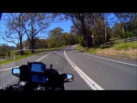 BMW K1100LT Rides 6 Kangaroo Valley and Berry Oct. 2014