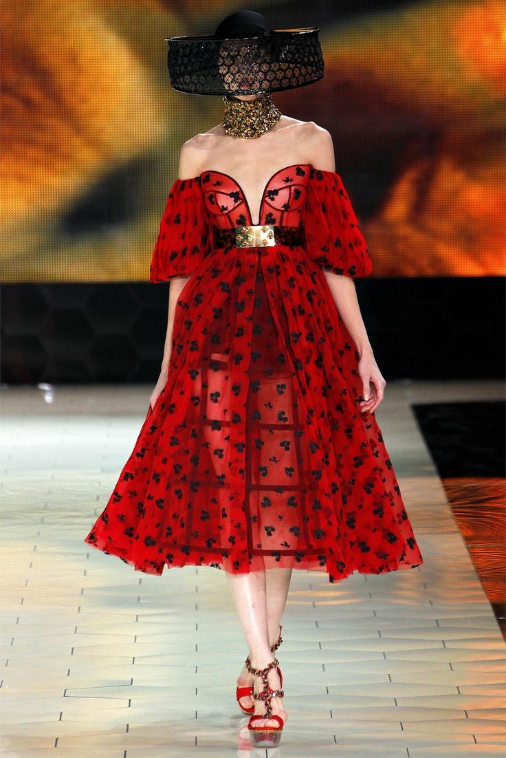 Alexander McQueen | Paris, S/S 2013 | Vogue.it