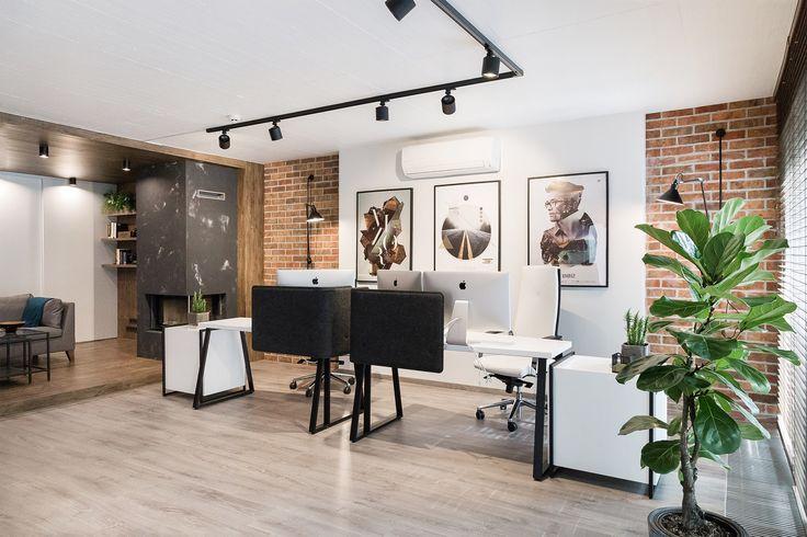 Büro für drei