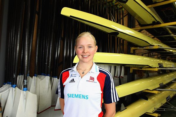 Pam Relph: Great Britain Adaptive Rowers Train For London 2012 Paralympic Games