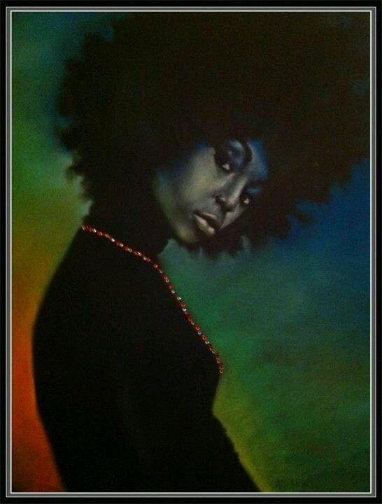 Black ArtIn America: Andrew Nichols