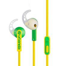 Urbanista Rio Sports Earphones with GoFit - Mellow Yellow