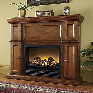 Storage Fireplace From Seventh Avenue 174 Home Stone