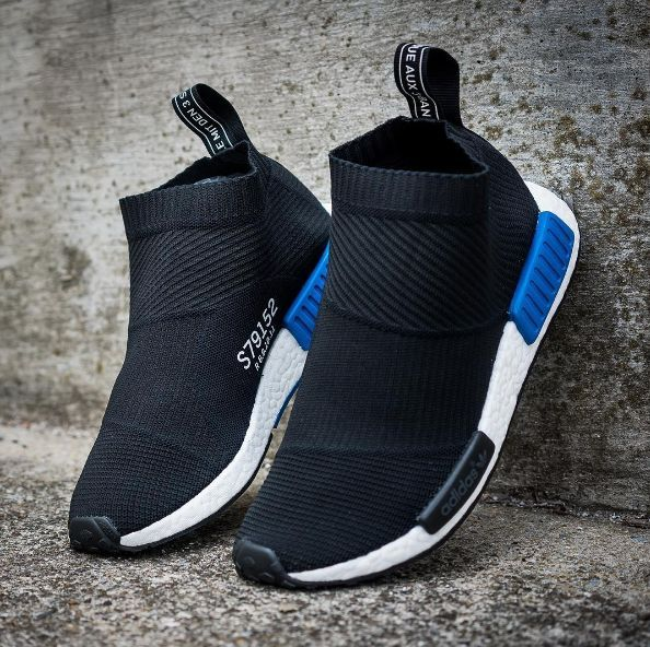 The adidas NMD City Sock Black Drops This Weekend. You Ready