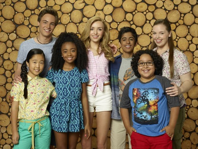 See the First Official Pics From Disney Channel's New Show 'Bunk'D'