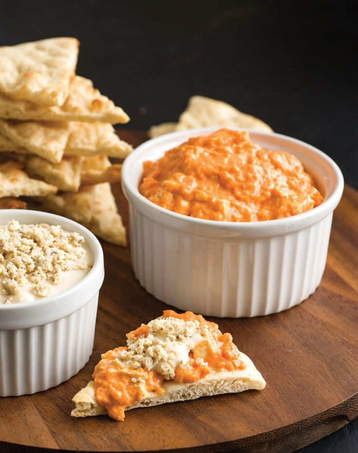 The recipe for this amazing-looking Flying Buffalo Dip from @John Searles Schlimm, author of The Cheesy Vegan, is one of the weekly challenge recipes, posted on the Vegan Mainstream Cookbook Club page today! https://plus.google.com/communities/101822145156979261321