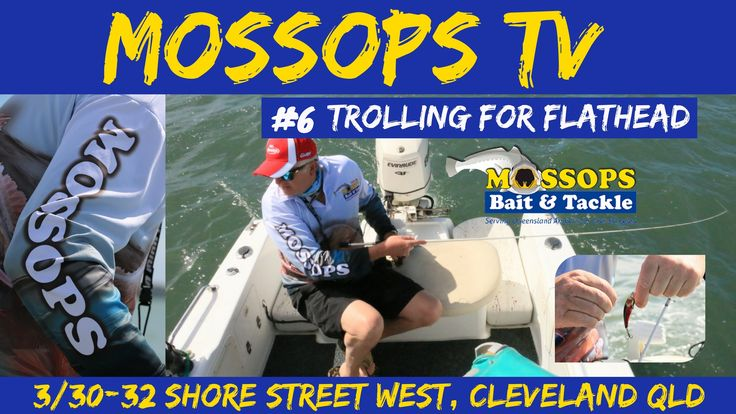 MOSSOPS TV #6 'Trolling for Flathead'