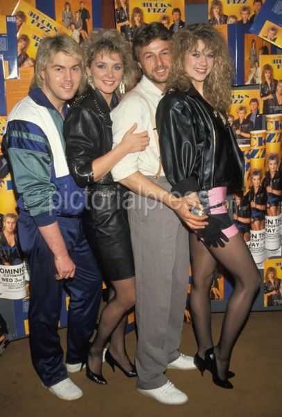 BUCKS FIZZ » Pictorial Press - Music, Film TV & Personalities Photo Library