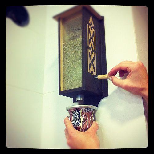 #Dispenser de #yerbamate - #instagram