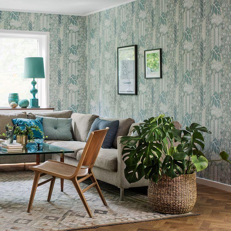 die besten 17 ideen zu tapete t rkis auf pinterest farben und tapeten blaue tapete und tapete. Black Bedroom Furniture Sets. Home Design Ideas