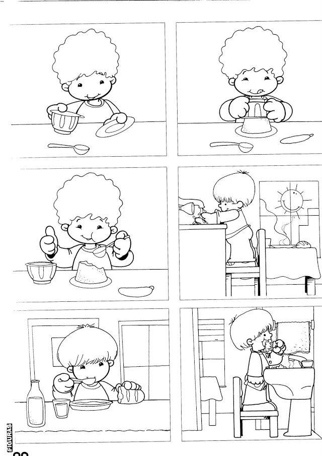 Ảnh: comer un flan-comida