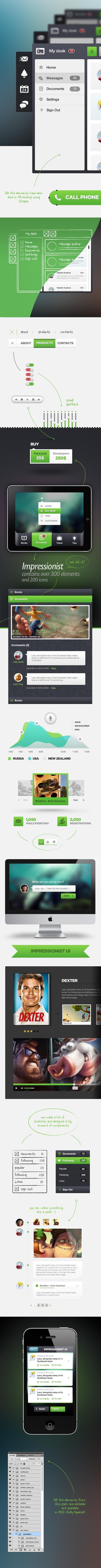Mobile ux ui design