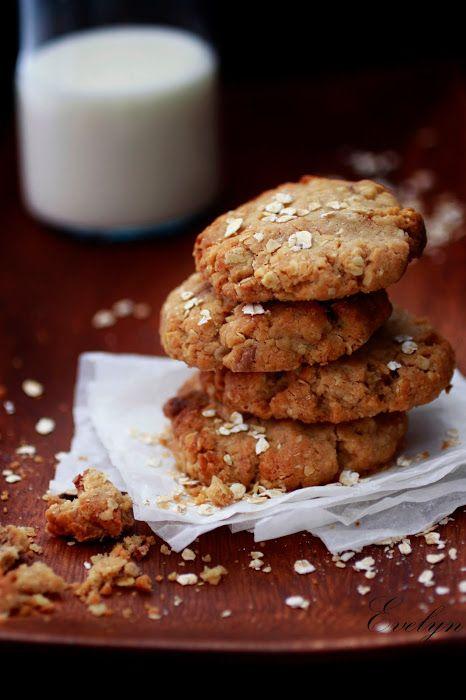 Kitchen drama: Cookies / Biscuiti cu ovaz