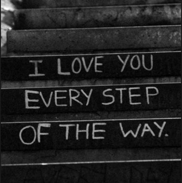 Would be great to have at the bottom/top of stairs in a newlywed's home on the way to their bedroom.
