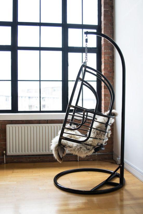 Hanging Chair The Vibe Black, shipping worldwide! http://www.moodadventures.nl/hangstoel-the-vibe-zwart