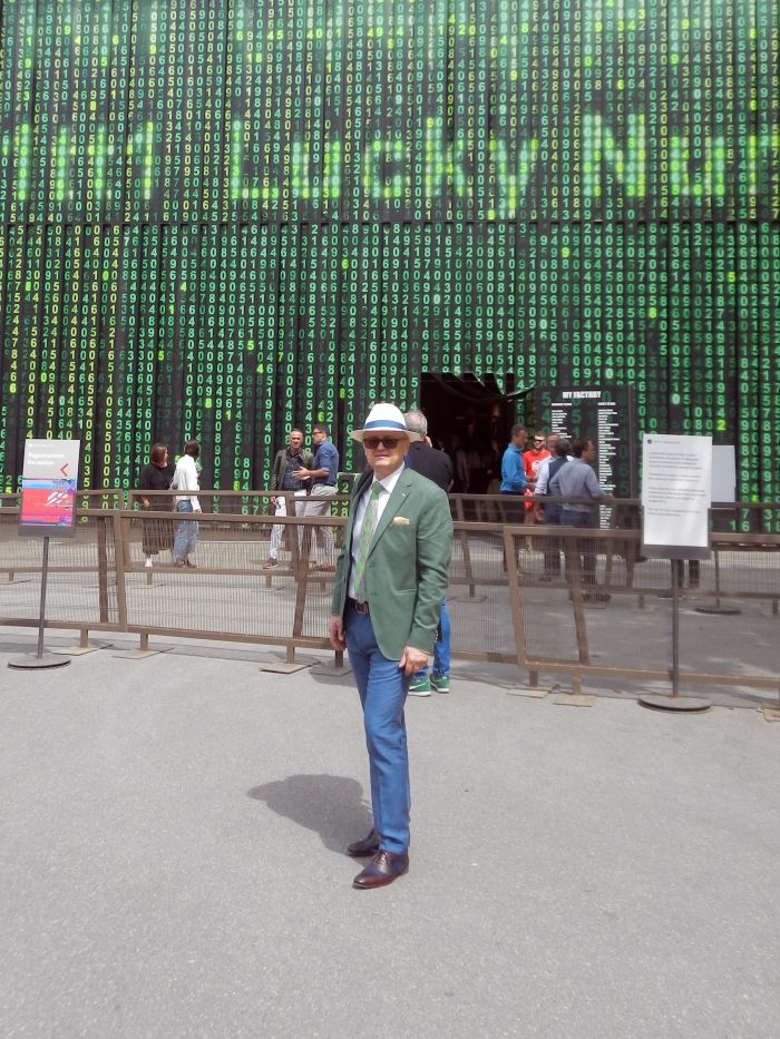 Cozacone @ Pitti Uomo #mensfashion #summer #style #hats