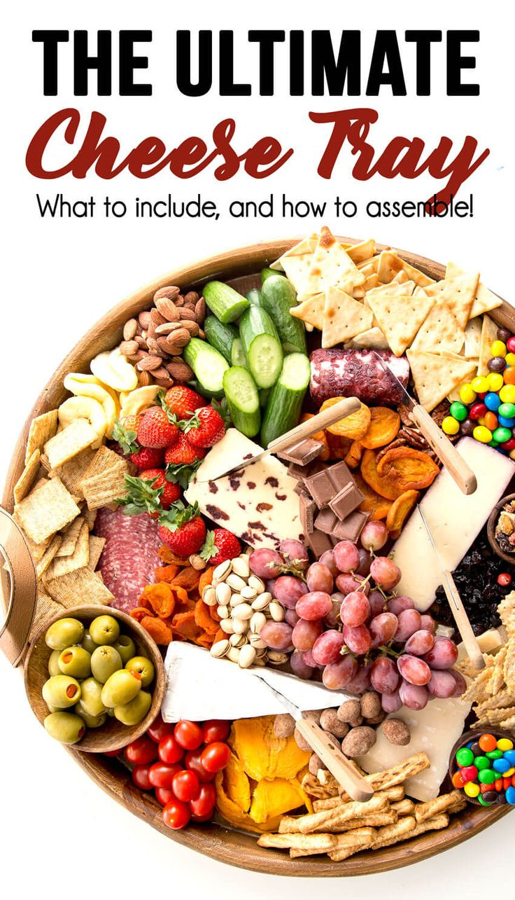 How to put together the ultimate cheese tray for holiday entertaining