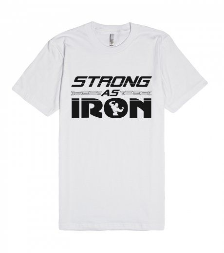 Strong Like Iron 2