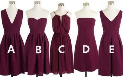 simple bridesmaid dress,affordable bridesmaid dress,http://hilldressing.storenvy.com/products/17466371-short-bridesmaid-dress-simple-bridesmaid-dress-affordable-bridesmaid-dress-c