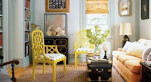 brill yellow chairs