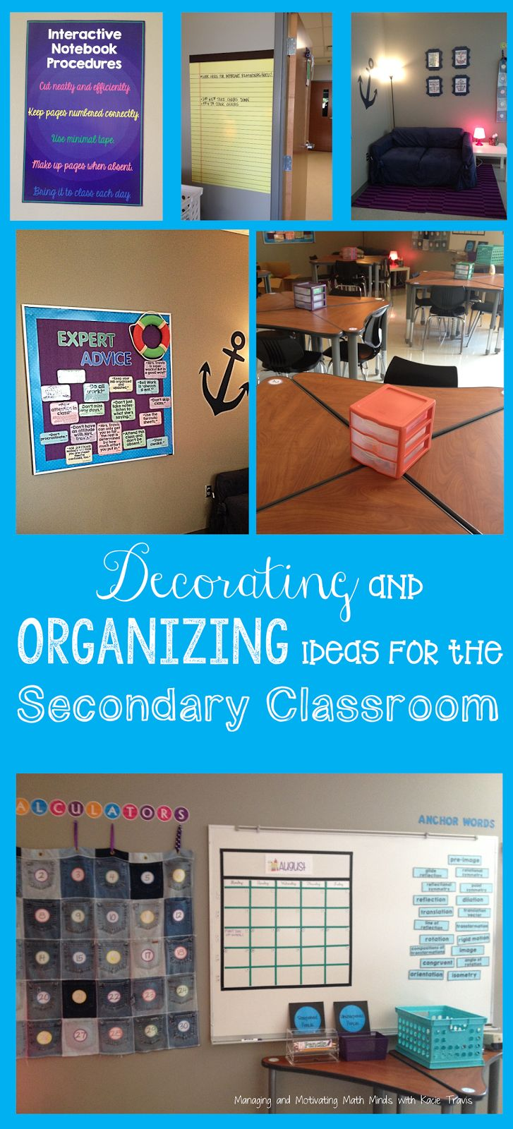 Secondary Math Classroom Decorations ~ Best secondary math ideas on pinterest