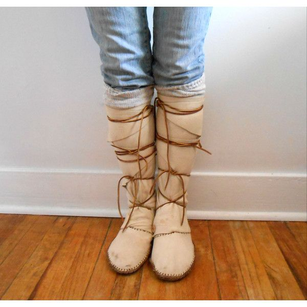 how to make moccasin boots