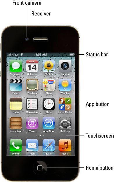Iphone C For Dummies