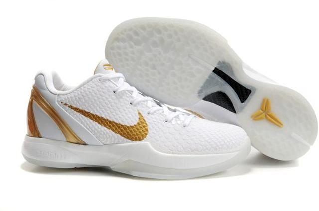 https://www.kengriffeyshoes.com/nike-zoom-kobe-6-white-gold-p-1040.html NIKE ZOOM KOBE 6 WHITE GOLD Only $81.06 , Free Shipping!