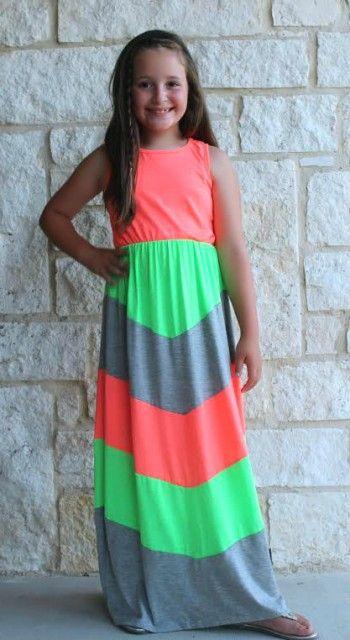 17 best ideas about Kids Maxi Dresses on Pinterest | Toddler ...