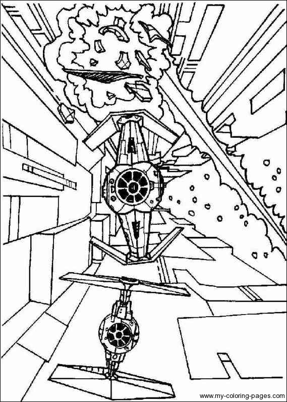 Star Wars Into The Woods Star Wars Adventures Coloring Pages