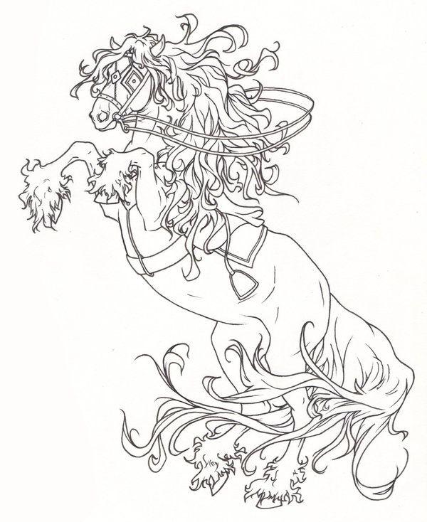 headless horsemans mount by requay on deviantart