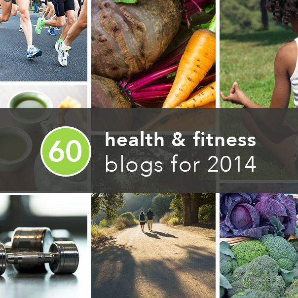 60 Must-Read Health & Fitness Blogs for 2014